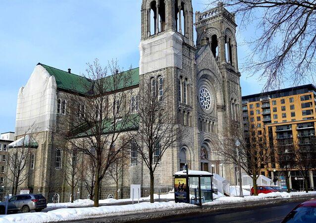 Église du Très-Saint-Sacrement de Québec