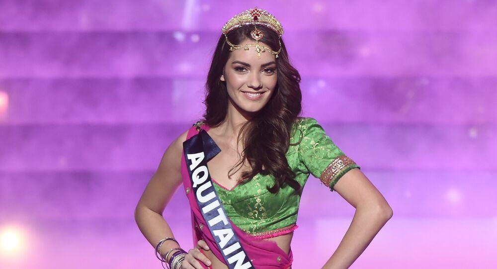 Miss Aquitaine Caria Bonesso