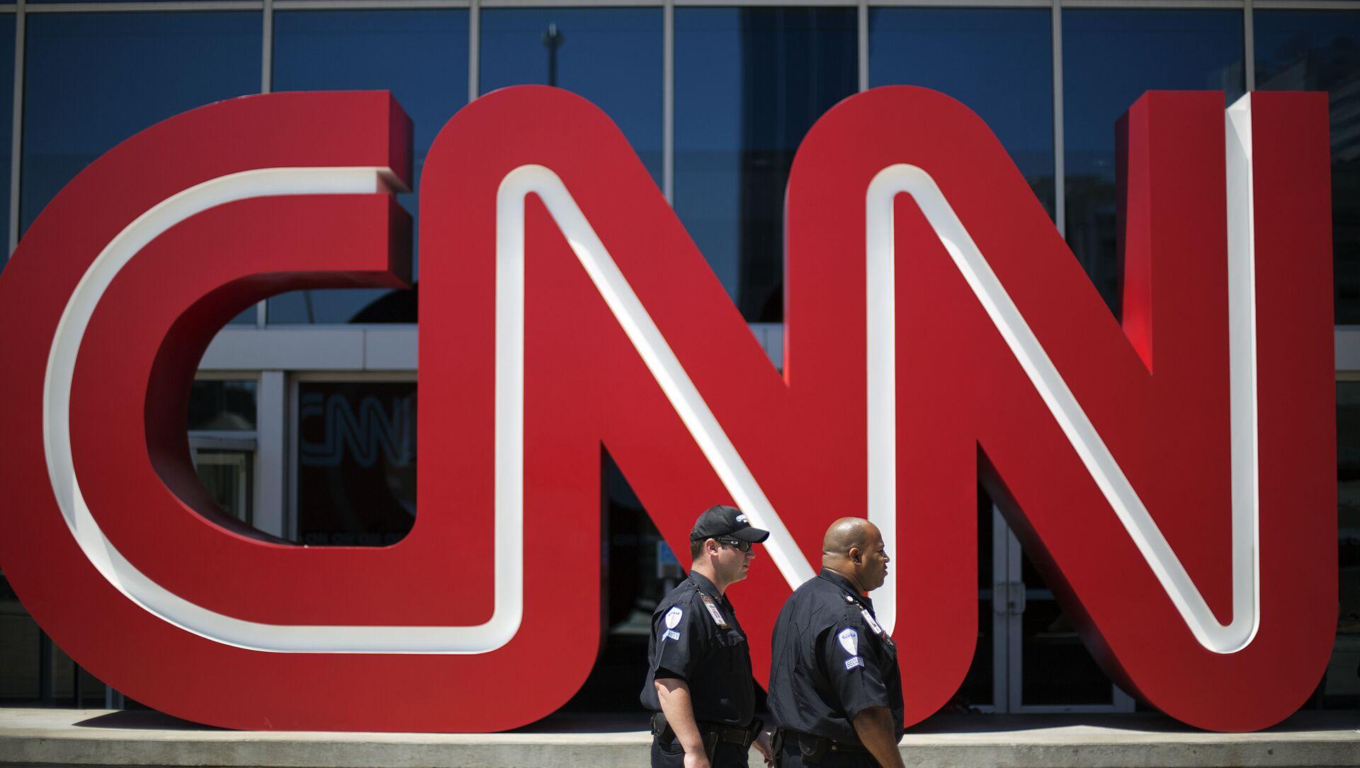 Les bureaux de CNN à Atlanta, aux États-Unis - Sputnik France, 1920, 06.08.2021