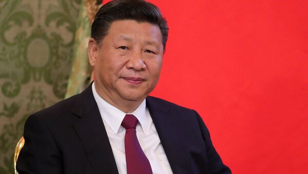 Xi Jinping - Sputnik France