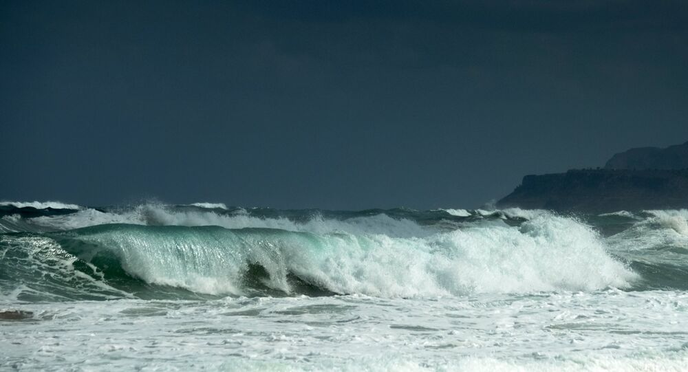 Des vagues, image d'illustration