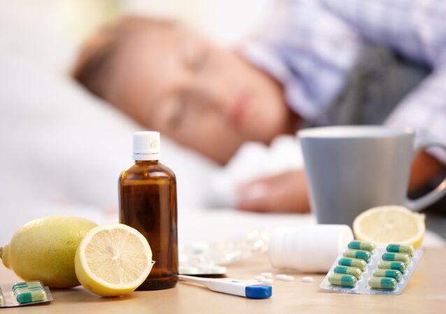 grippe (image d'illustration)