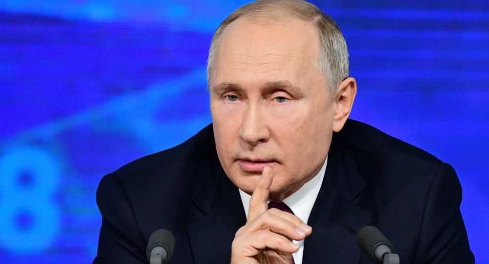 Vladimir Poutine / image d'illustration