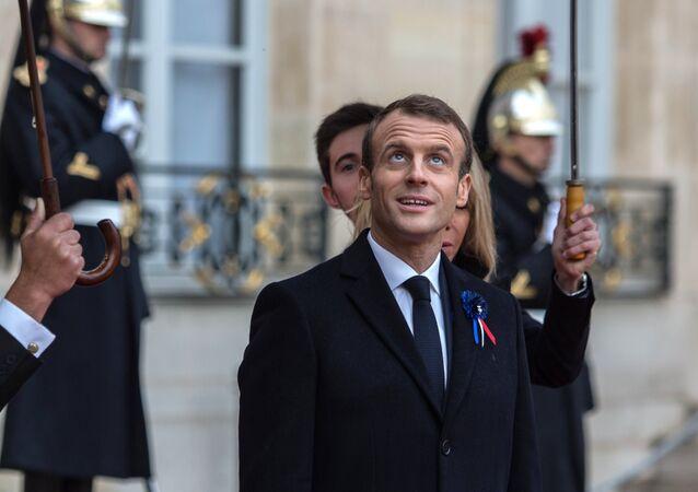 La France de Macron en 2018: pourquoi cette année entre dans l'histoire