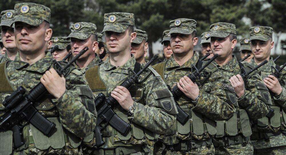 Forces de sécurité du Kosovo