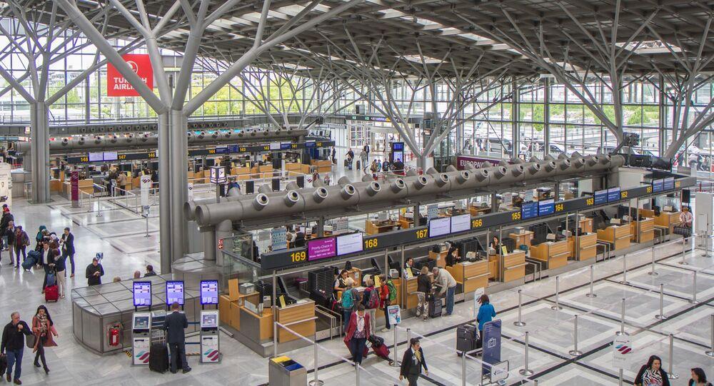 Aéroport Stuttgart