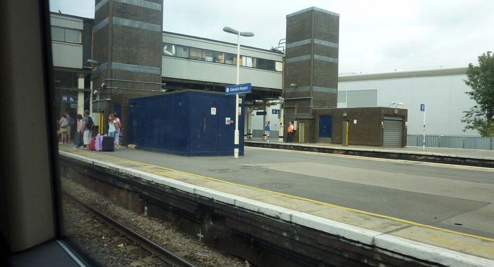 Station Aéroport Gatwick