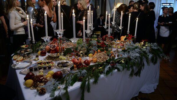 Repas de fête - Sputnik France