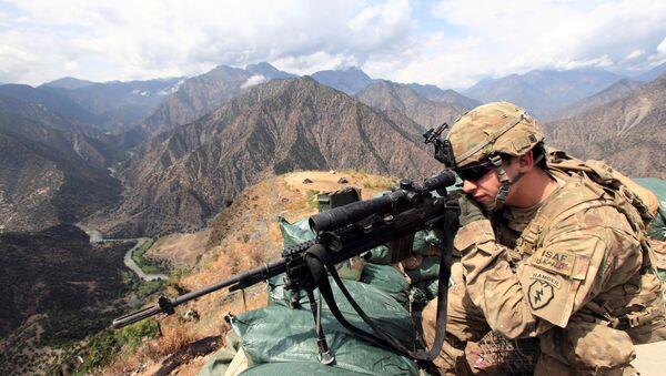 Pourquoi les USA se retirent-ils de Syrie, mais pas d'Afghanistan? - Sputnik France