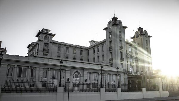 Siège du Mercosur à Montevideo - Sputnik France