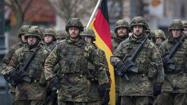 Des soldats de la Bundeswehr en Lituanie - Sputnik France