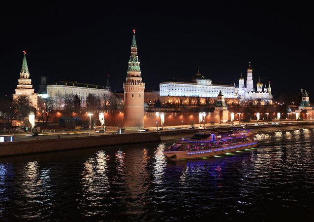 Le Kremlin à Moscou
