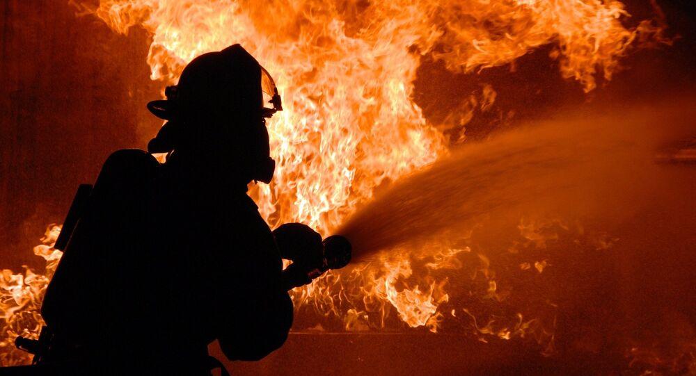 Pompier (image d'illustration)