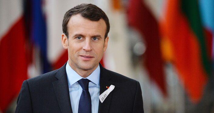 Les Dessous Des Discours De Macron Aux Gilets Jaunes Decortiques Par Un Linguiste Sputnik France