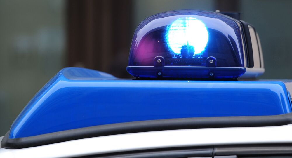 La police allemande (photo d'archives)