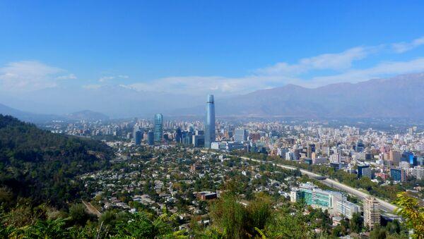 Santiago de Chile - Sputnik France