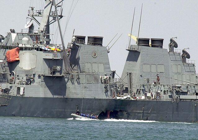 Conséquences de l'attentat visant l'USS Cole