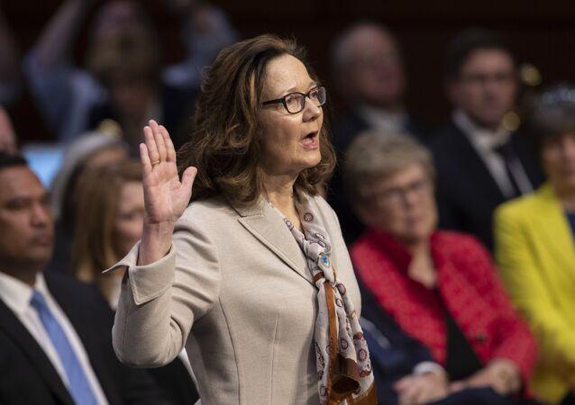 Gina Haspel, chef de la CIA