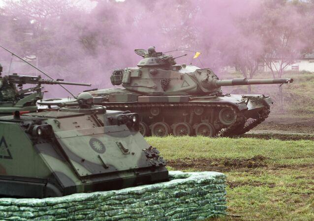 Char M60A3