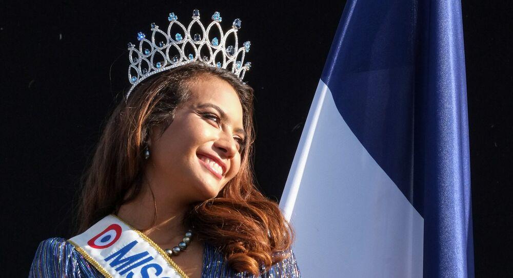Miss France 2019 Vaimalama Chaves