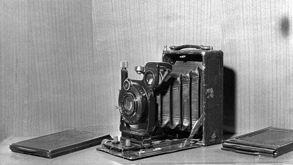 Un appareil photo ancien - Sputnik France