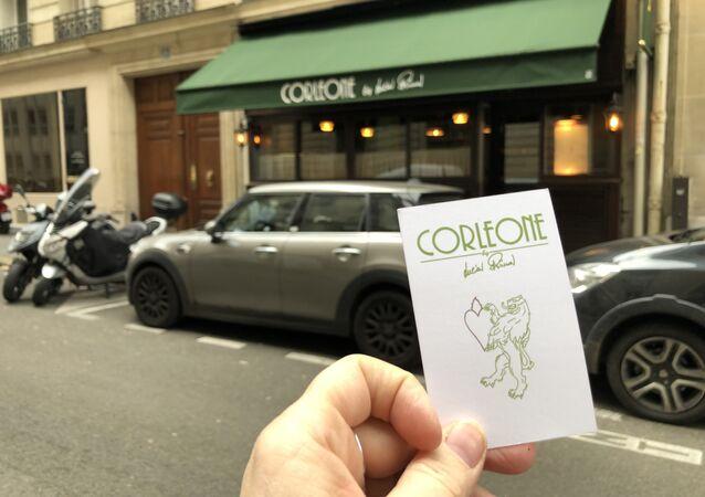 Restaurant «Corleone by Lucia Riina»