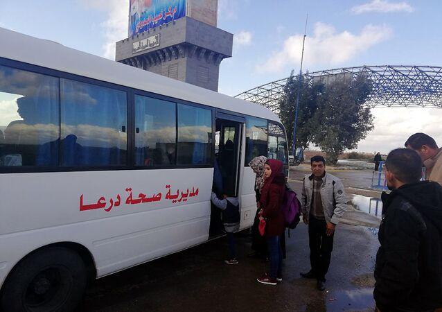 En trois mois 7.000 réfugiés syriens en Jordanie sont rentrés dans leur pays