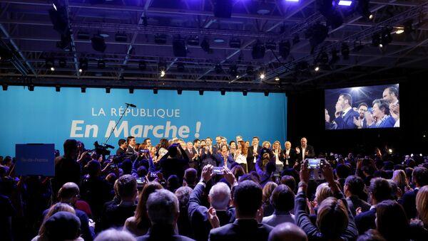 La République en marche (LREM) - Sputnik France