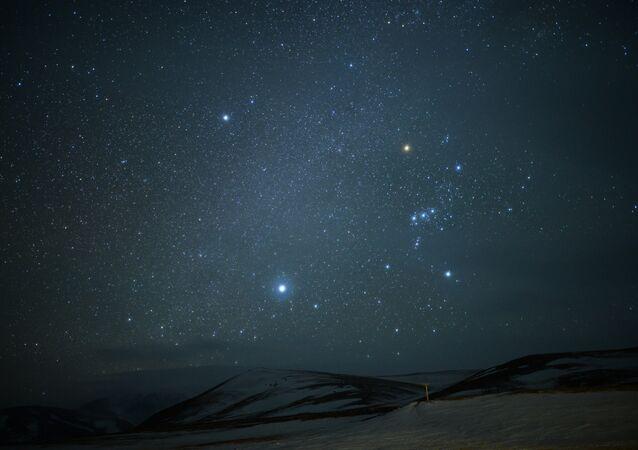 Des étoiles (image d'illustration)