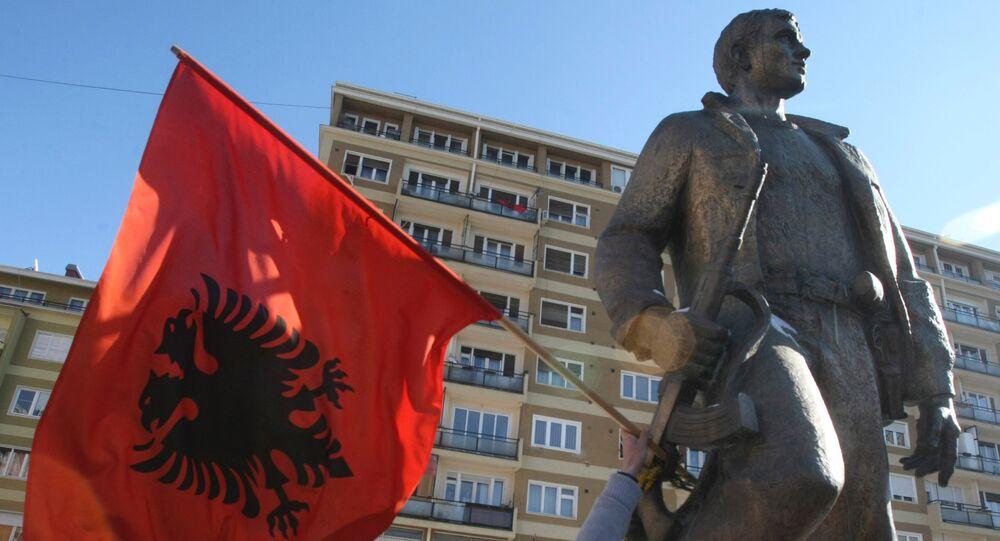 L'OTAN ne quittera pas le Kosovo (Rasmussen)