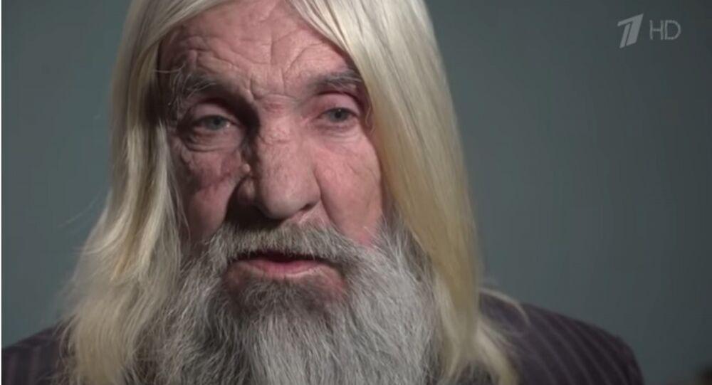 Victor Prolubstchikov pretend être un descendant direct de Raspoutine