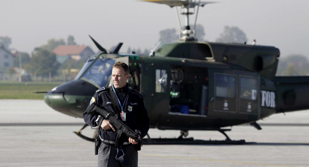 L'Otan n'abandonne pas ses tentatives d'«entraîner» la Bosnie-Herzégovine en son sein