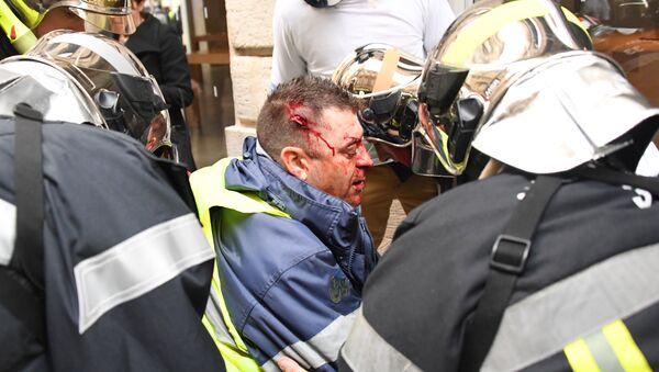 Un Gilet jaune blessé à Bordeaux - Sputnik France