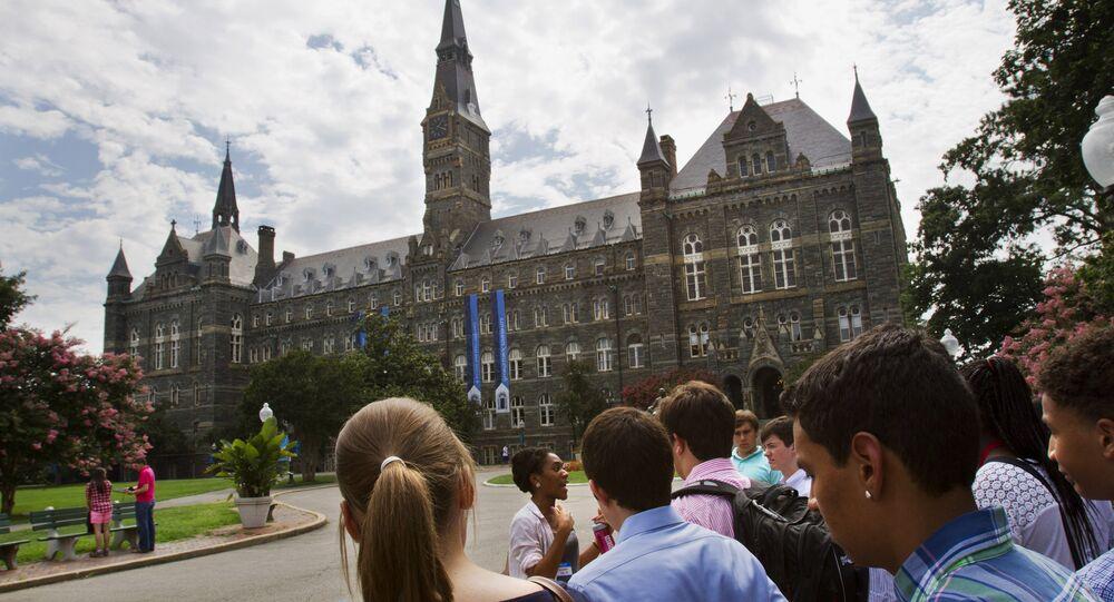 L'université de Georgetown