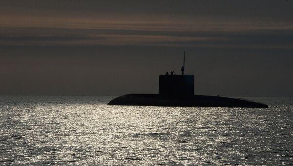 Un sous-marin  - Sputnik France