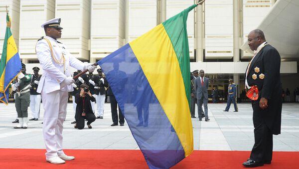 Ali Bongo, lors de la prestation de serment, le 27 septembre 2016, Gabon - Sputnik France