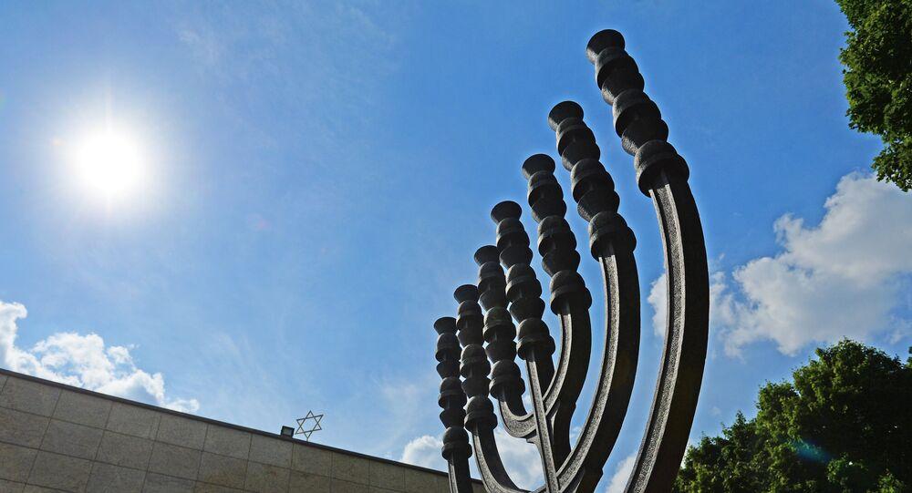 Une synagogue