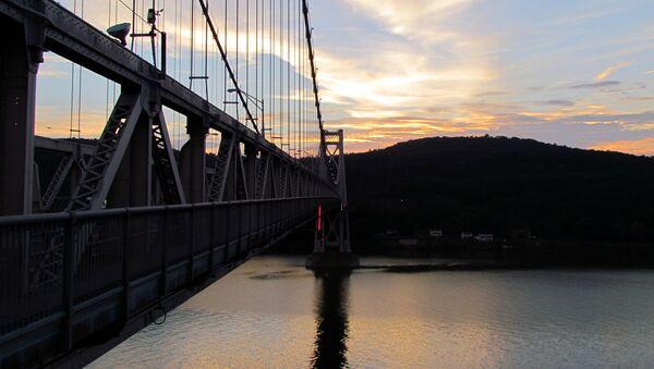Un pont sur l'Hudson - Sputnik France