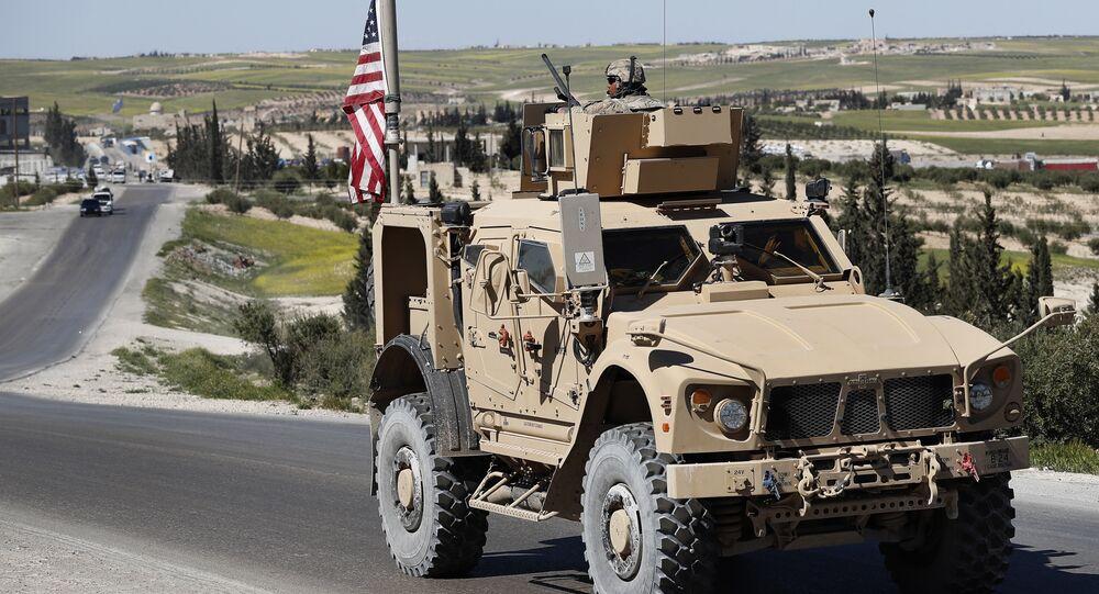 Militaires US à Manbij