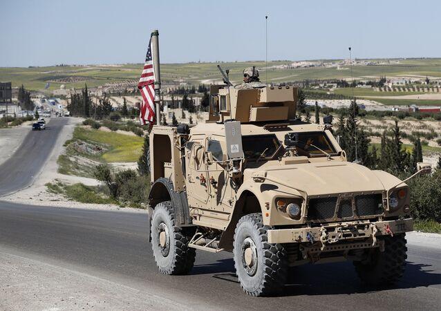 Soldats US Manbij