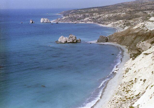 Côte sud de Chypre
