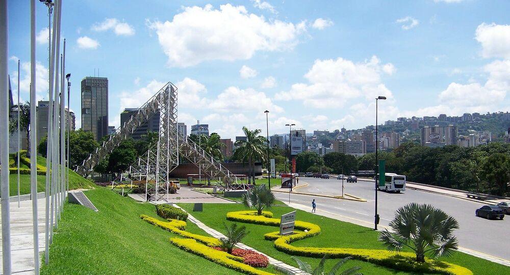 Caracas, Venezuela (photo d'archives)
