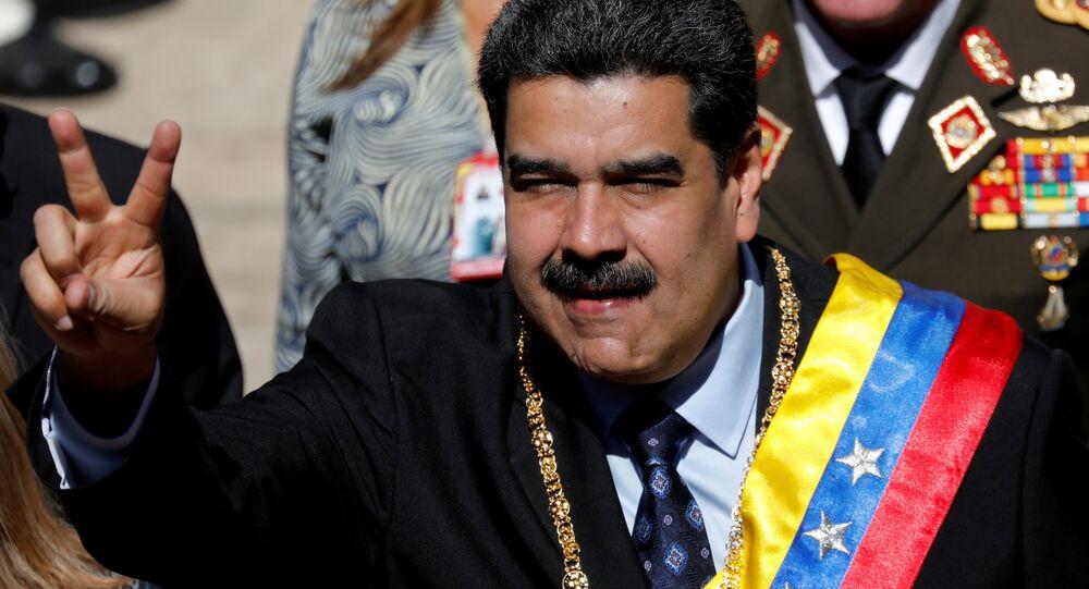 Nicolas Maduro, le Président du Venezuela