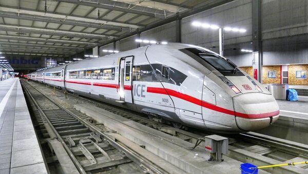 Ein ICE-Zug (Archivbild) - Sputnik France