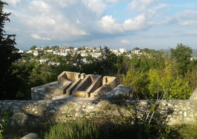 Le premier musée géologique en Syrie