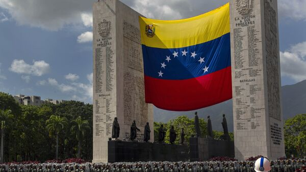 Crise au Venezuela - Sputnik France