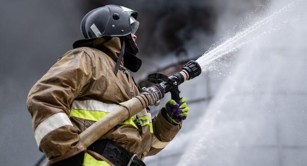 Pompier russe