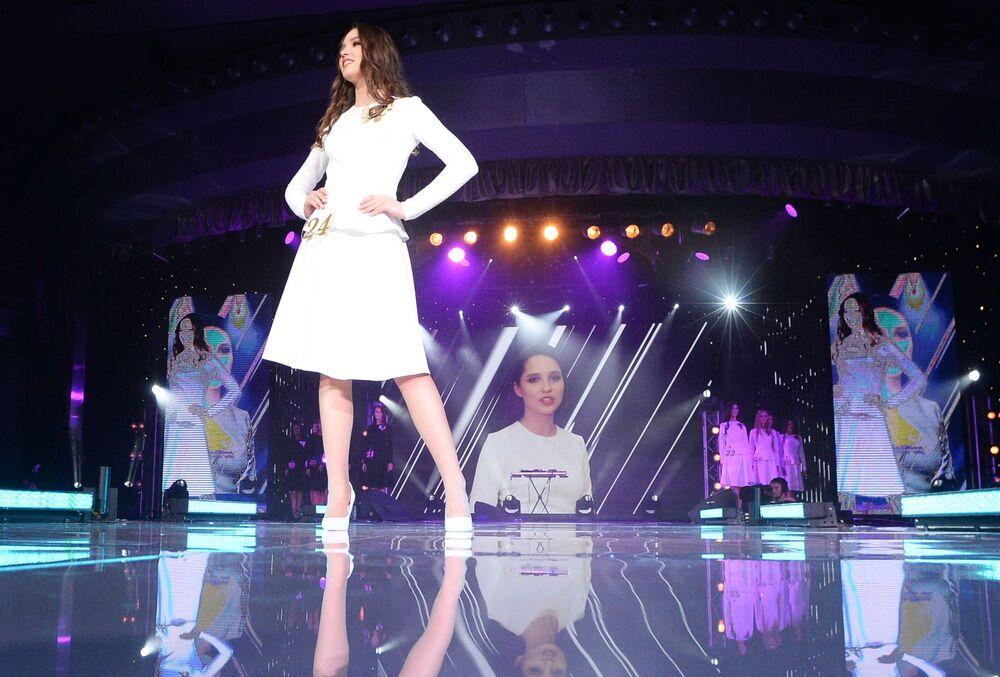 Le concours de beauté Miss Tatarstan 2019