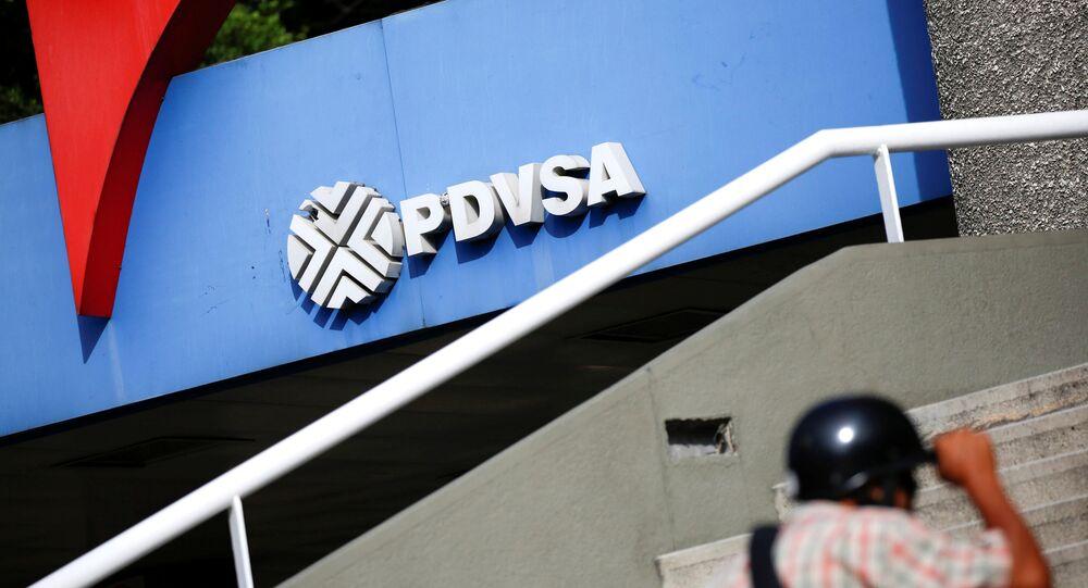 PDVSA à Caracas