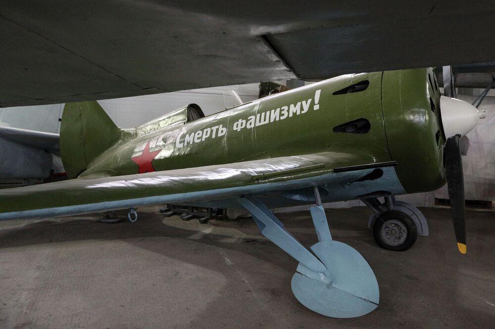 Le Musée des forces aériennes de la flotte du Nord